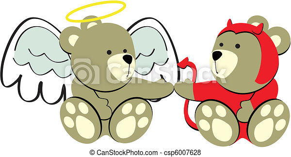 teddy bears - csp6007628