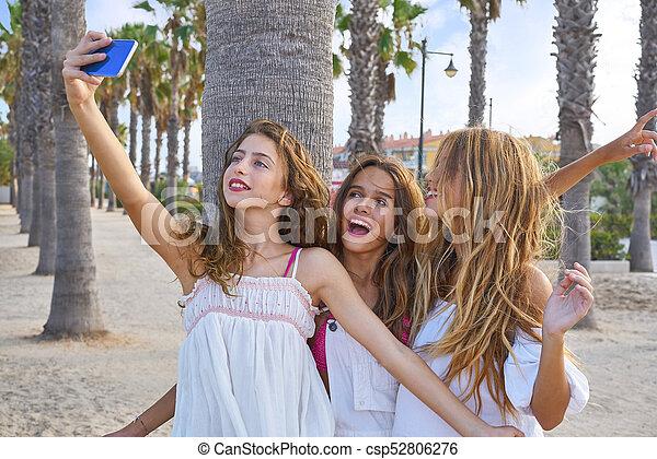 Beautiful tan naked women
