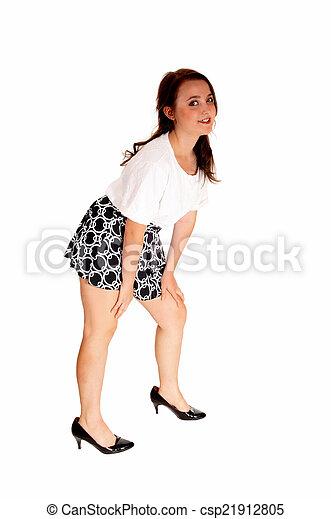 Small teen girl bent over nude pics