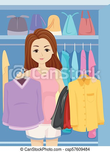 Choose Clothes Clip Art Related Keywords Suggestions Choose