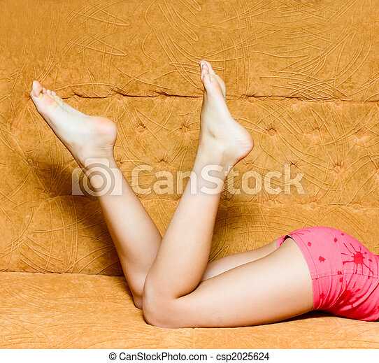 Teen Leg Gallery
