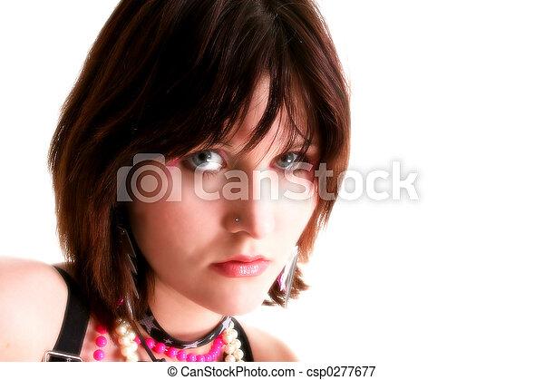 Teen Girl  - csp0277677