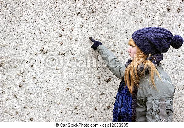teen girl - csp12033305