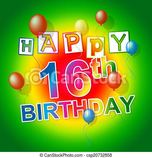 fødselsdag teenager