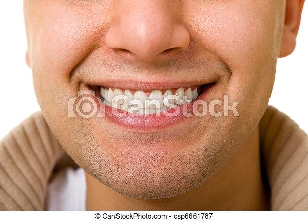 Teeth - csp6661787