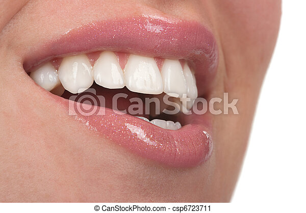 Teeth - csp6723711