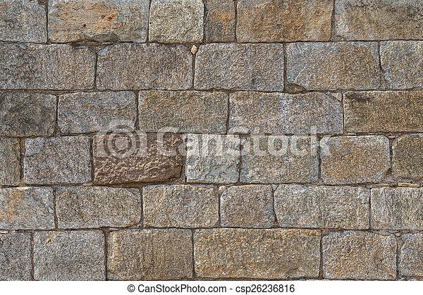 tegelsten, bakgrund, vägg, struktur - csp26236816