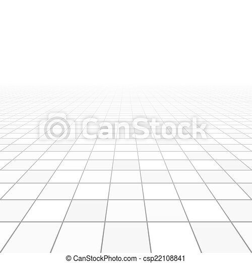 tegole, prospettiva, pavimento - csp22108841