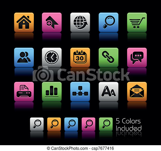 teia, &, local, /, colorbox, internet - csp7677416