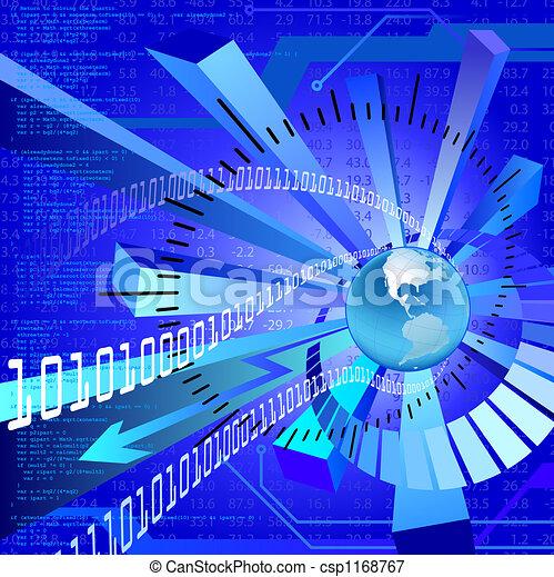 teknologi, bakgrund - csp1168767