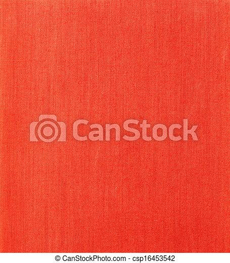 tekstilet, rød baggrund - csp16453542