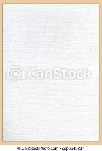 tekstylny, białe tło, budowla, struktura - csp6545237