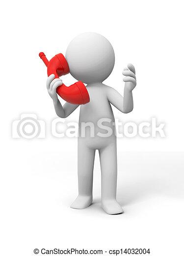 Contacto por teléfono - csp14032004