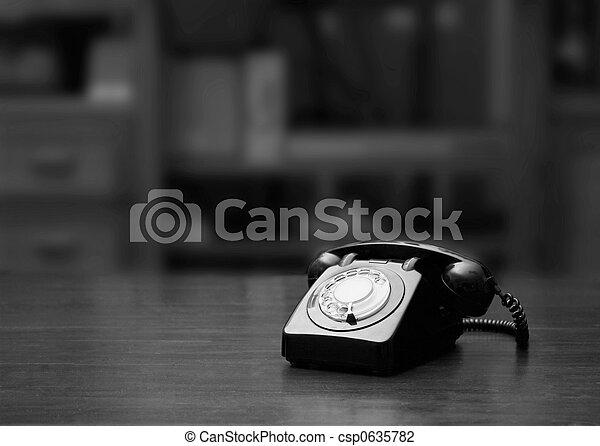 Un teléfono de alquiler - csp0635782
