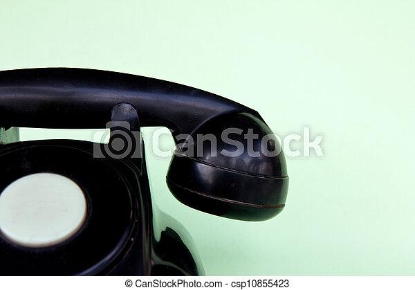 Un teléfono de alquiler - csp10855423