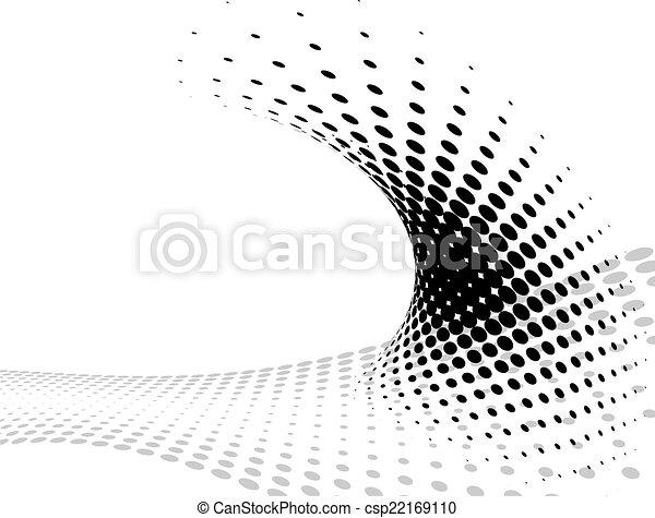 Composición de fondo, plantilla web (Medtone) - csp22169110