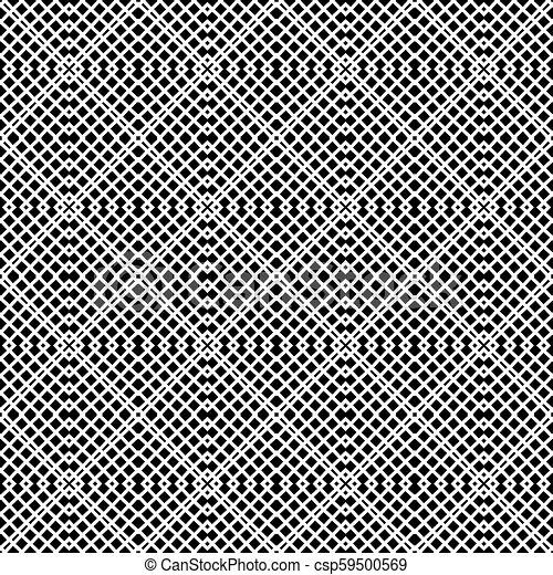 a9246d75 tela, simple, bandanas, impresión, pattern., seamless, artículos, formas,  fondo., lines., negro, interior, bufandas, blanco, interminable, hijabs, ...