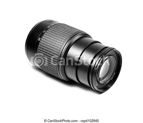 tele photo lens - csp4102845