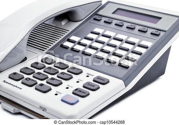 telefone, escritório - csp10544268