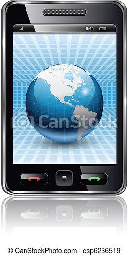 telefone móvel - csp6236519