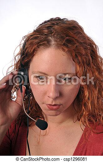 telemarketer - csp1296081