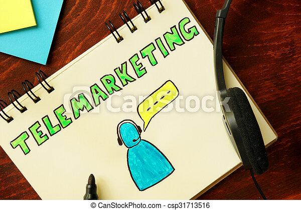 telemarketing - csp31713516