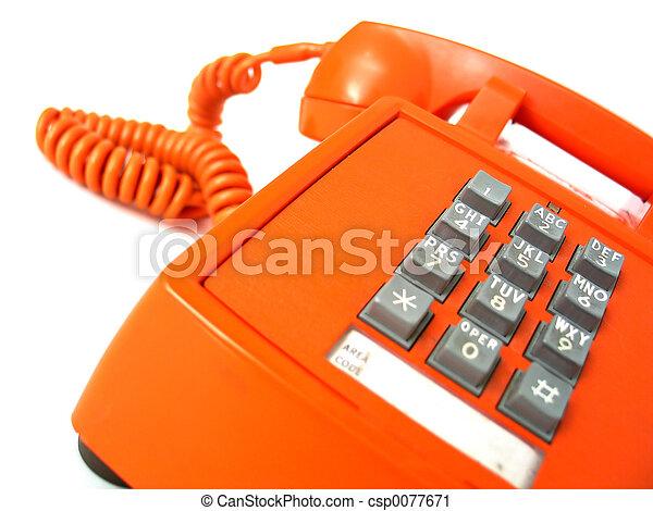 Telephone - csp0077671