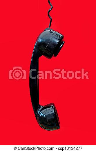 Telephone receiver - csp10134277