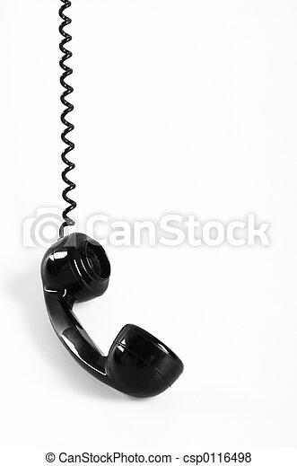 Telephone Receiver - csp0116498