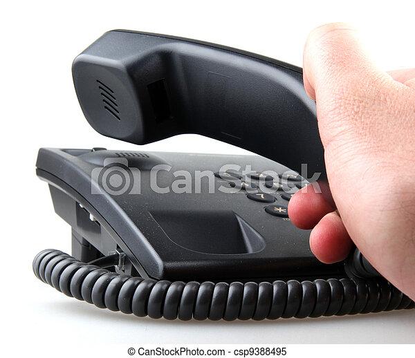 Telephone - csp9388495