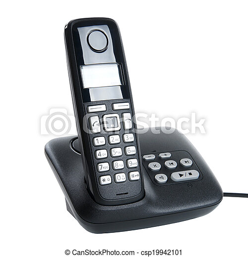 telephone with base station - csp19942101