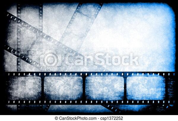 Guía de películas de TV canal - csp1372252