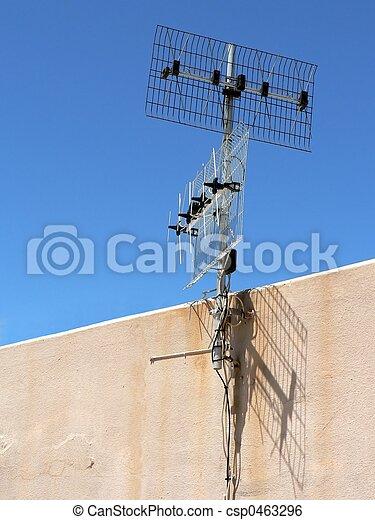 Television Antenna - csp0463296