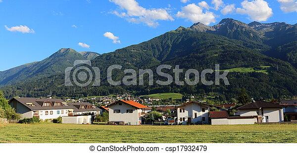 Telfs in Tyrol - csp17932479