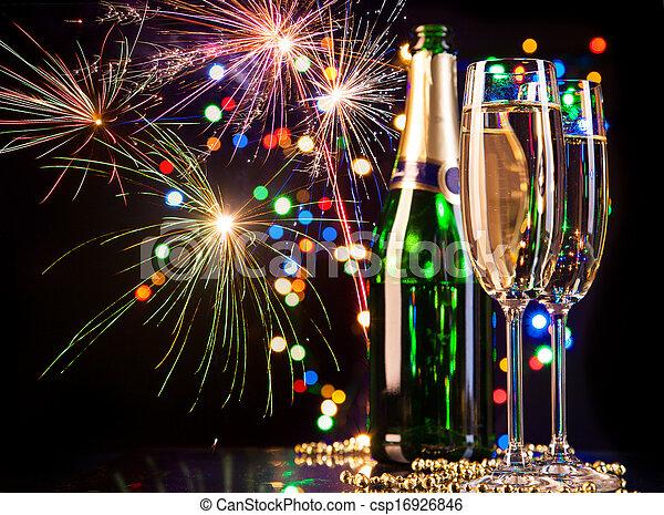 tema, celebração - csp16926846