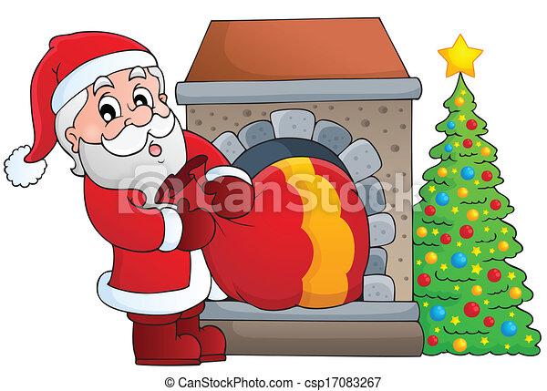 Santa claus imagen 7 - csp17083267