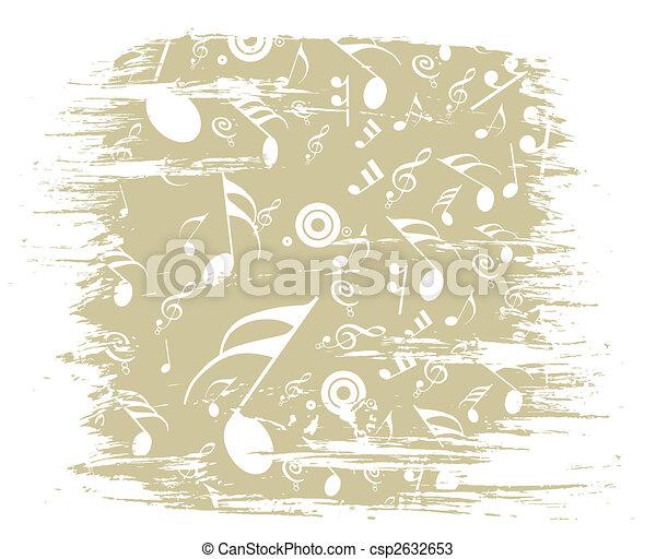 tema, música - csp2632653