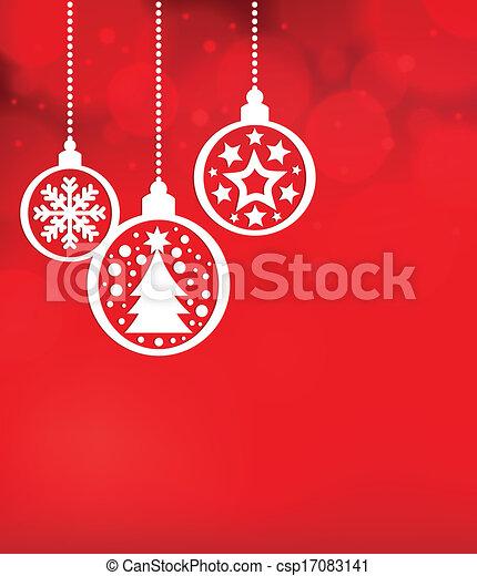 Tema de Navidad 6 - csp17083141