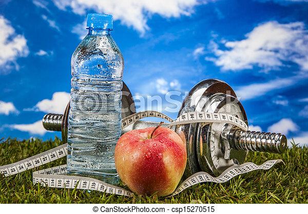 tema, salud, condición física - csp15270515
