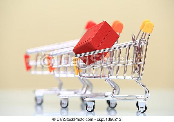 tema, shopping, regalo - csp51396213