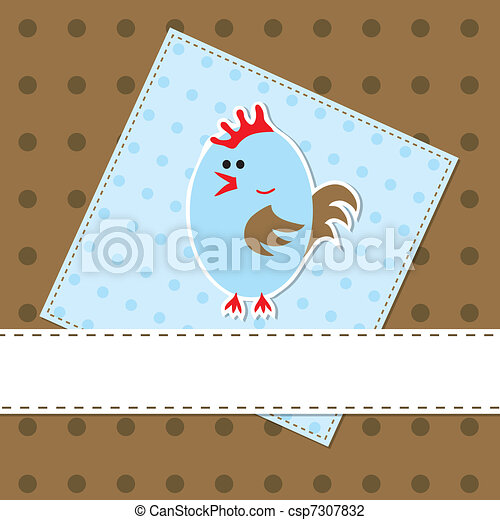 Template cards, vector - csp7307832