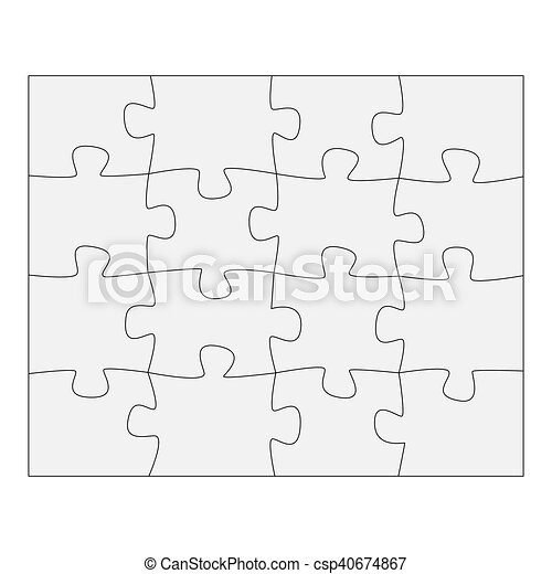 Template paper for thinking puzzles games business concept stock template paper for thinking puzzles games business concept infographics puzzle pieces and jigsaw puzzle wajeb Choice Image
