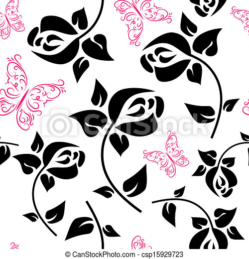 of made endless and season design border decorative vector colourbox for vertical different exotic floral stock wreath flowers orchids decor
