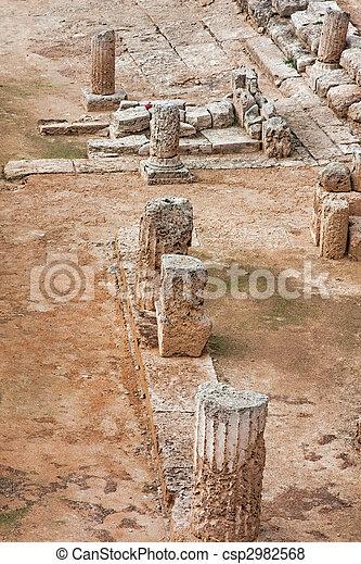 Temple of Hera - csp2982568