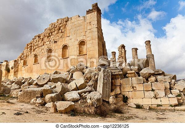 temple of zeus - csp12236125
