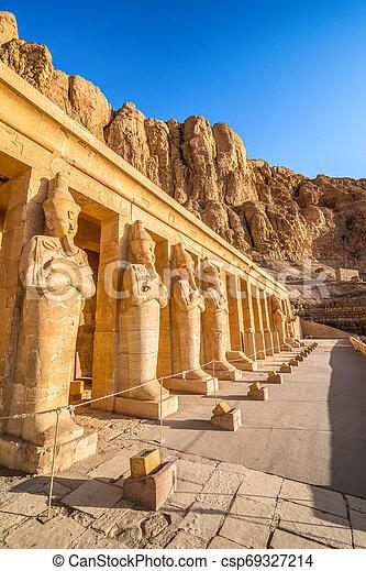 temple, vue - csp69327214