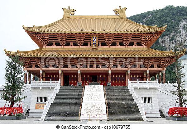 Templo Confucio - csp10679755