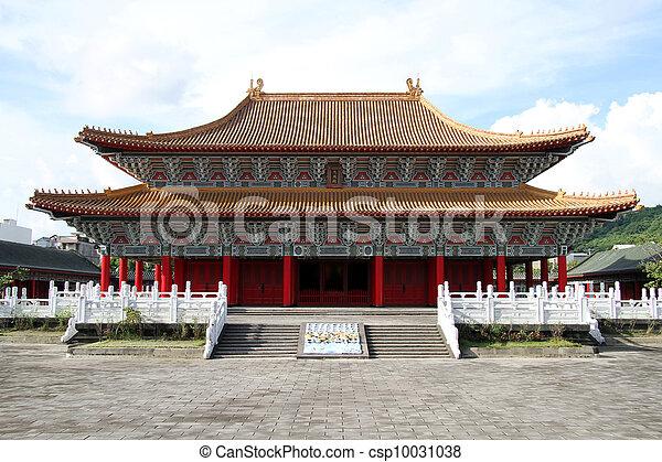 Templo en Kaohsiung - csp10031038