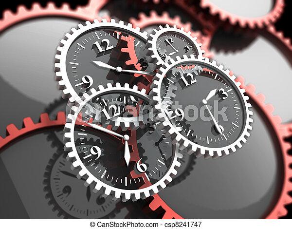temps - csp8241747