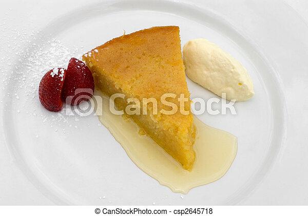 Tempting Dessert - csp2645718